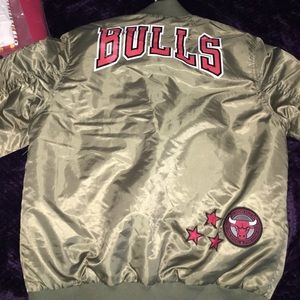 Bulls Bomber Jacket